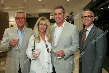 Stephen Boyd, Mara Brown, Bill Baeder and Duke Hagenburger