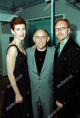 Armin Shimerman, who played Quark in Star Trek Deep Space Nine, with guests
