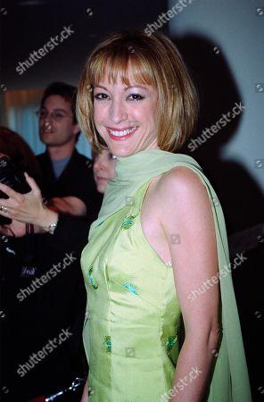 Nana Visitor, who played Major Kira Nerys in Star Trek Deep Space Nine