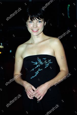 Nicole de Boer, who played Lieutenant Ezri Dax in Star Trek Deep Space Nine