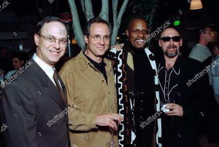Editorial photo of 'Star Trek Deep Space Nine', Amercian Sci-Fi TV Series Wrap Party, Los Angeles, California, USA - 22 April 1999