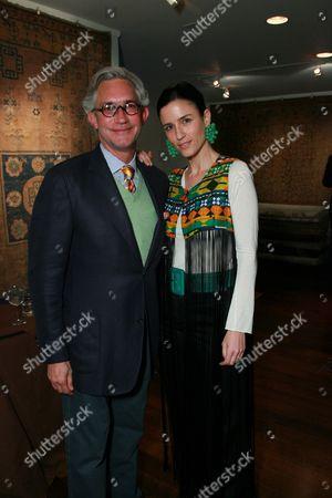 Joe Nye and Kimberly Bini