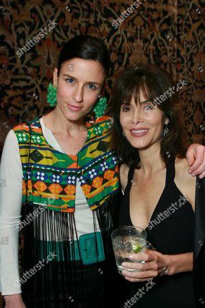 Kimberly Bini and Susan Campos