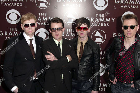 Editorial picture of 47TH ANNUAL GRAMMY AWARDS, LOS ANGELES, AMERICA - 13 FEB 2005