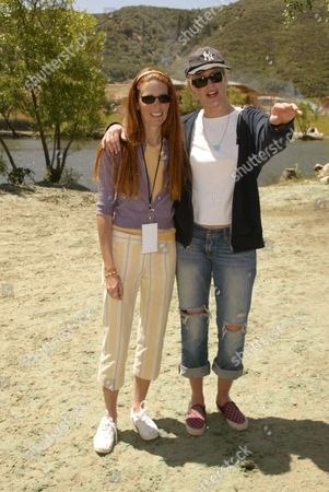 Page Hannah and Daryl Hannah