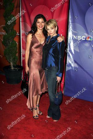 Jill Hennessy and Gail O' Grady