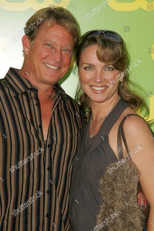 Christopher Rich and Eva Halina