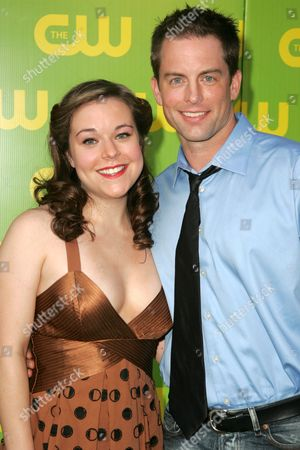 Tina Majorino and Michael Muhney