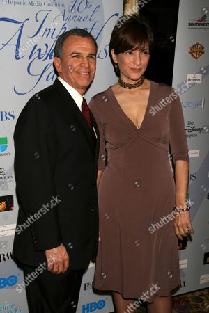 Editorial picture of National Hispanic Media Coalition's 10th Annual Impact Awards Gala