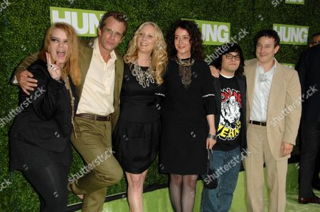 Stock Picture of Sianoa Smit-McPhee, Thomas Jane, Anne Heche, Jane Adams, Charlie Saxton and Eddie Jemison
