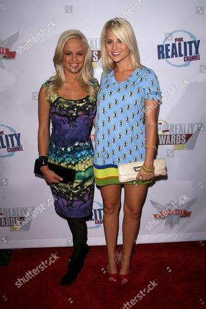 Holly Huddleston and Molly Shea