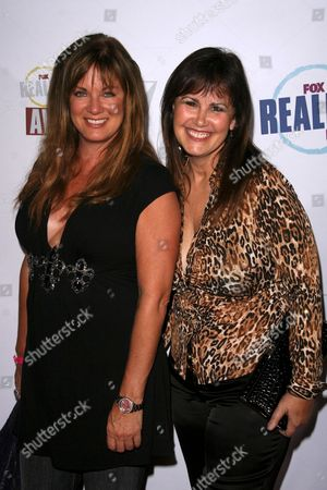 Stock Picture of Jeana Keough and Quinn Fry
