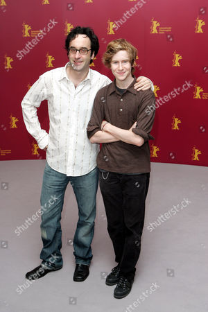 Don McKellar and Mark Rendall at the 'Childstar' photocall - 12 Feb