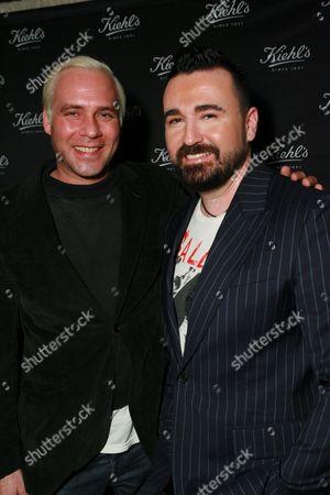 Paul Sevigny and Chris Salgardo
