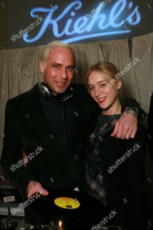 Stock Image of Paul Sevigny and Chloe Sevigny