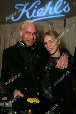 Paul Sevigny and Chloe Sevigny
