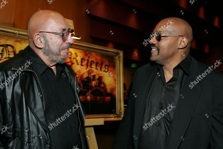 Sid Haig and Ken Foree