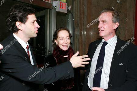 Bennett Miller, Milena Canonero & Marshall Bell