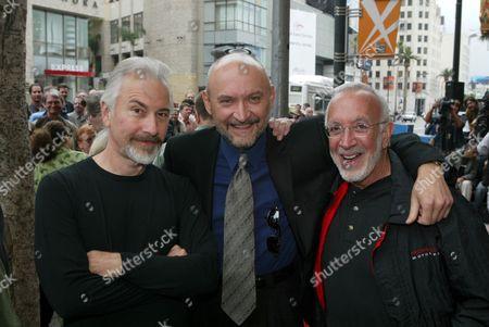Rick Baker, Frank Darabont & Stan Winston