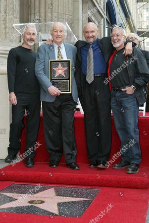 Rick Baker, Ray Harryhausen, Frank Darabont & Stan Winston