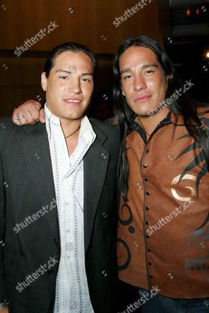 Eddie Spears and Michael Spears