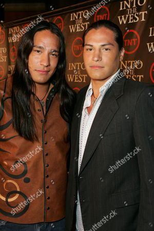 Michael Spears and Eddie Spears