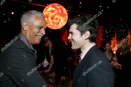 Ron Glass and Sean Maher