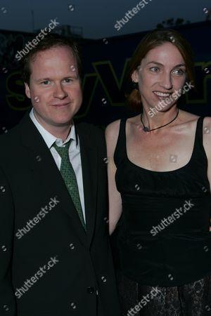 Joss Whedon and Kai Cole