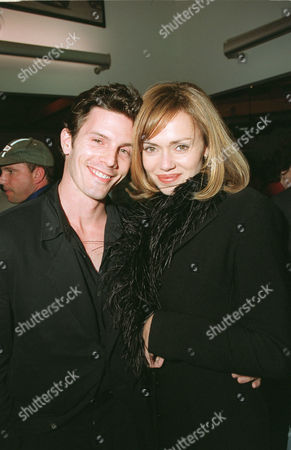 Rick Otto and Vanessa Angel