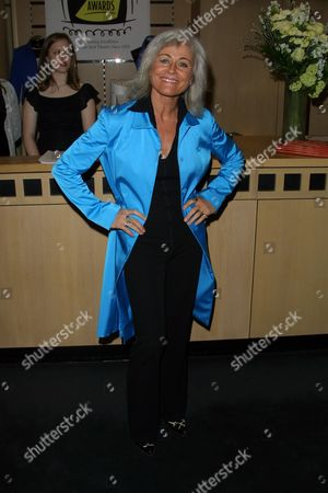 "Louise Pitre (""Mama Mia"") at the Official Drama Desk Awards Cocktail Reception honoring this year's Drama Desk Awards nominees at the St. John Boutique on Fifth Avenue in New York City on May 2, 2002.