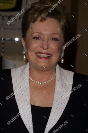 Rue McClanahan at the Official Drama Desk Awards Cocktail Reception honoring this year's Drama Desk Awards nominees at the St. John Boutique on Fifth Avenue in New York City on May 2, 2002. (She is wearing St. John)