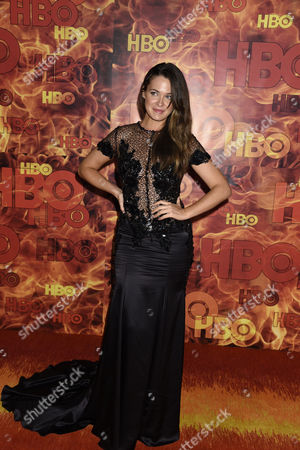 Editorial image of 67th Annual Primetime Emmy Awards, HBO Party, Los Angeles, America  - 20 Sep 2015