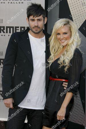 Bridget Marquardt and Nicholas Carpenter