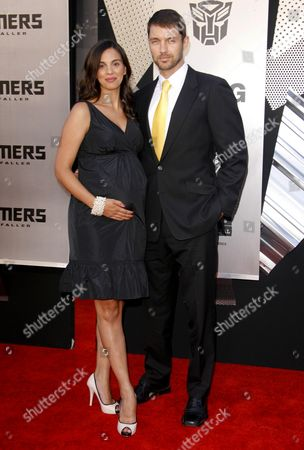 Editorial image of Los Angeles Premiere of ÈTransformers: Revenge of the Falleni