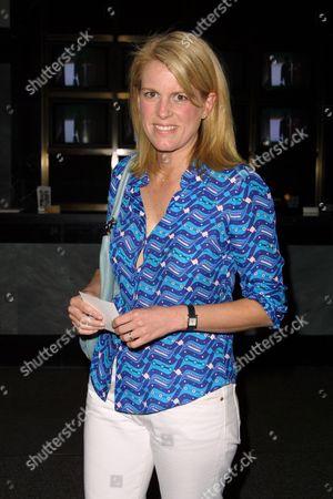 "Kate Betts arriving to the premiere of TNT's ""Door to Door"" at the Museum of Televison & Radio in New York City on June 26, 2002.  Manhattan, New York  Photo® Matt Baron/BEI"