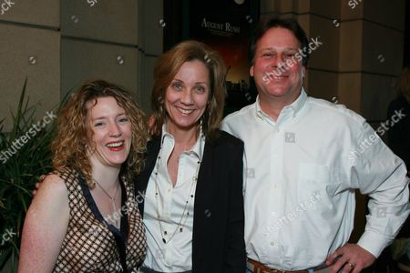 Kirsten Sheridan, Dawn Taubin and Richard Barton Lewis