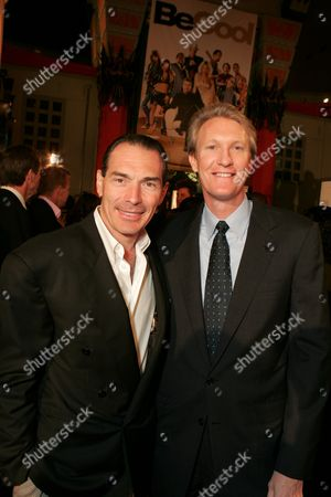 MGM's Alex Yemenidjian and MGM's Chris McGurk