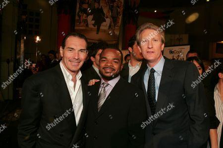 Alex Yemenidjian, Director F. Gary Gray and  Chris McGurk