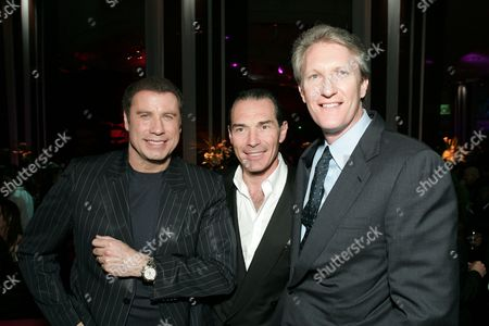 John Travolta, Alex Yemenidjian & Chris McGurk
