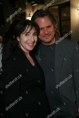 Nancy Josephson and Larry Sanitsky