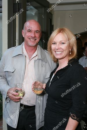Stock Picture of Michael Maloney with Deborah McLeod