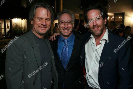 Larry Sanitsky and Jeremy Stick and Tom Blum