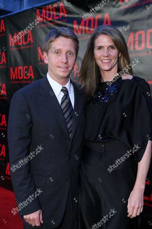 Brad Bell and Colleen Bell
