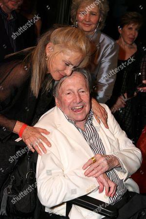 Dorothy Lichtenstein and Robert Rauschenberg