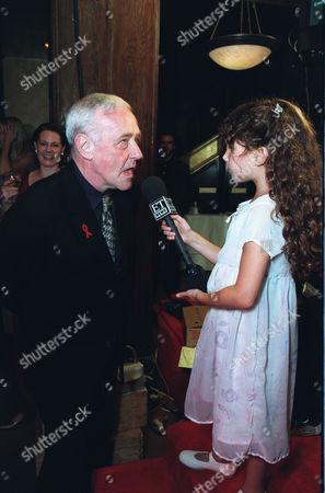 John Mahoney and Hallie Eisenberg