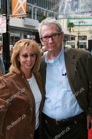 Nikki Rocco and Sid Sheinberg