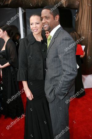 Desiree DaCosta and Blair Underwood