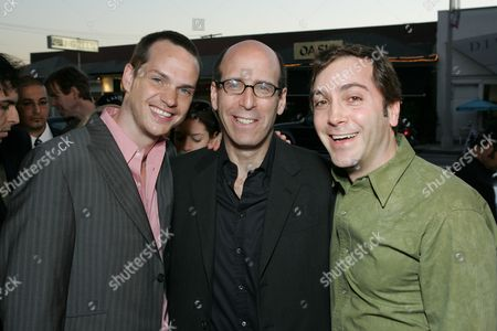 Peter Paige, SHOWTIME's Matt Blank and Scott Lowell