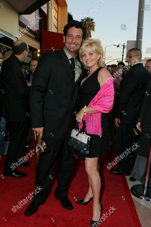 Robert Torti and DeLee Lively