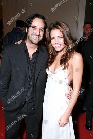 Jason Thomas and Jenna Dewan